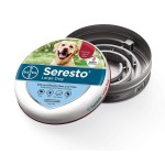 Bayer Animal Health Seresto Flea and Tick Collar for Large Dogs