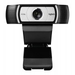 Logitech C930c 1080P HD Video Webcam - 90-Degree Extended View, Microsoft Lync 2013 and Skype Certified
