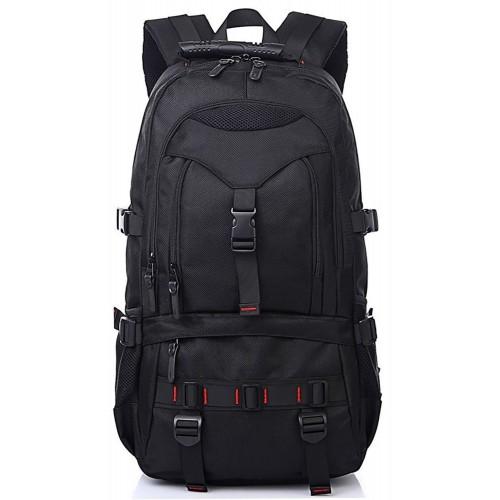 KAKA Backpack for 17-29-Inch Laptops - Black