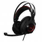 HyperX Cloud Revolver A hacker black hawk Gaming Headset for PC PS4 HX HSCR-BK NA