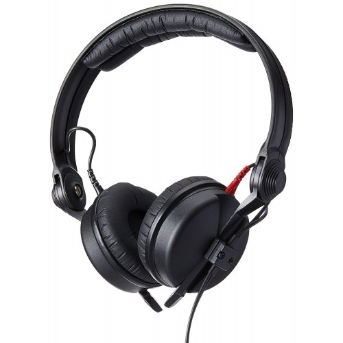 Sennheiser HD 25 Professional DJ Headphone Black HD25