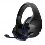 HyperX Cloud Stinger Wireless Gaming Headset with Long Lasting Battery up to 17 Hours of Use, Immersive in-Game Audio, Noise Cancelling Microphone, Comfortable Memory Foam, and Designed for PS4