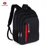 WEMGE  SABER SA6627Black TSA Friendly ScanSmart Laptop Backpack - Fits Most 15 Inch Laptops and Tablets